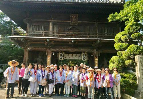 2018年5月8日~5月16日台湾四国遍路第4弾 高野山圓滿結願