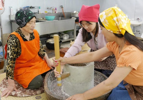 祖谷蕎麥麵 製作體驗