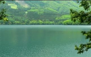 北アルプス仁科三湖