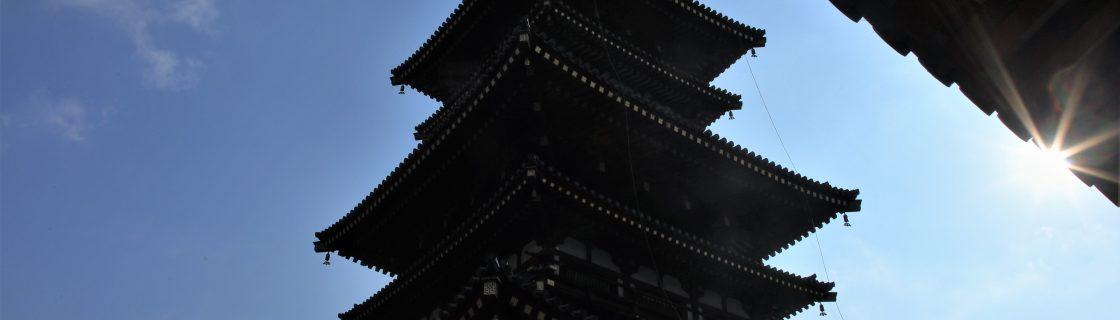 オンライン写真講座薬師寺